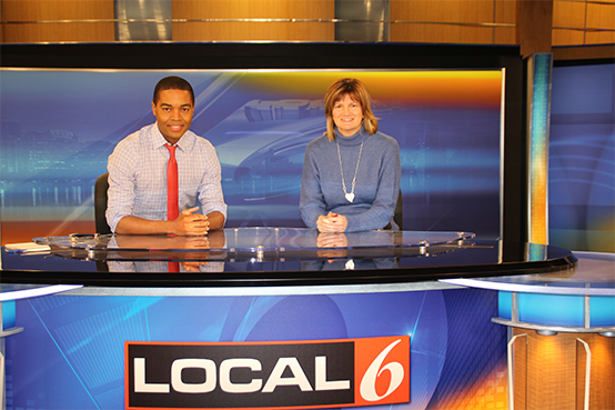 Elizabeth Scovil Shares her story on Local 6 Orlando with David Hall